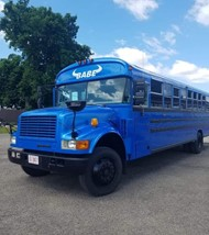 Babe the Big Blue Bus