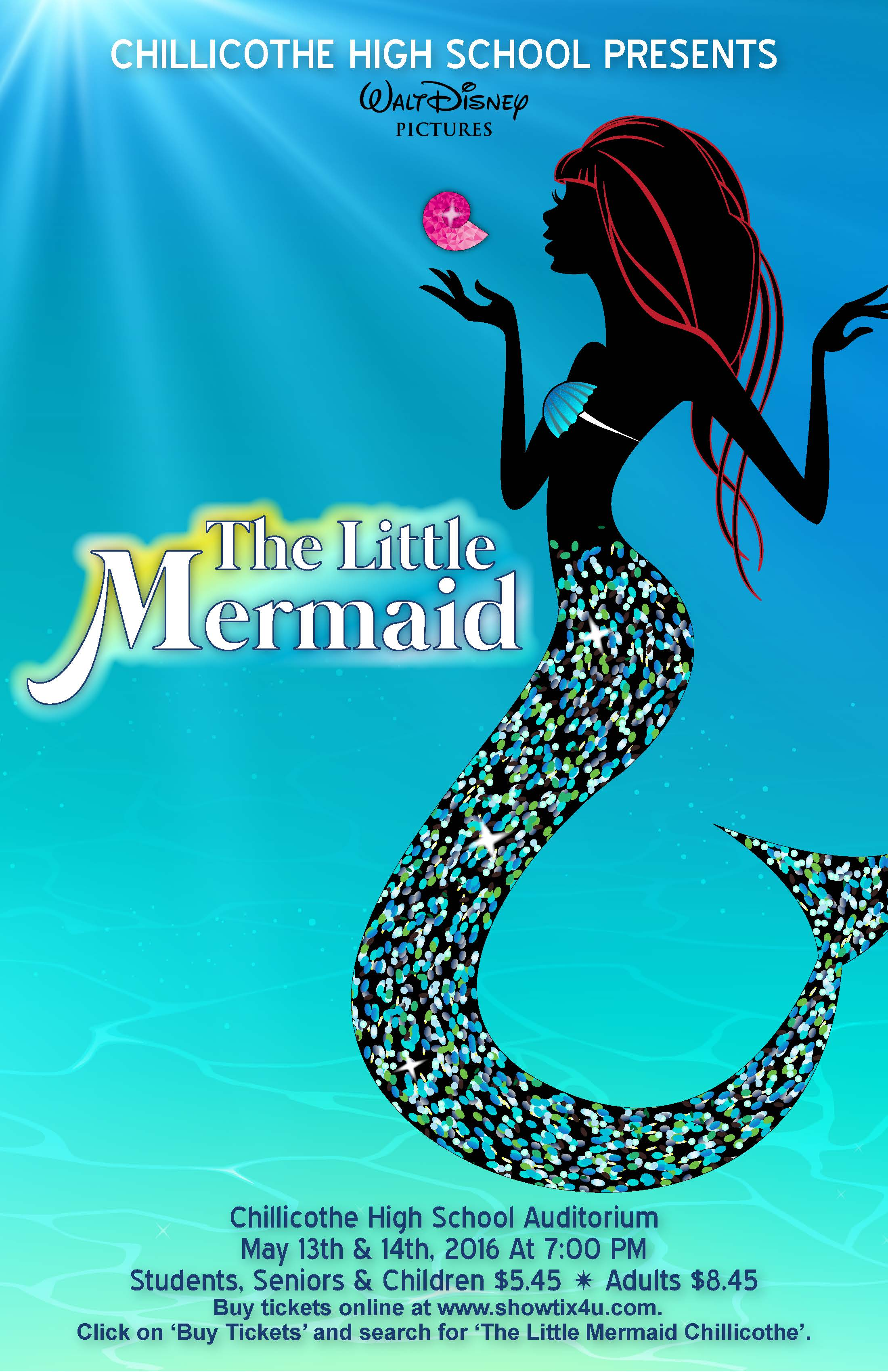 Chillicothe High School Presents: The Little Mermaid