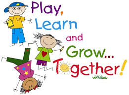 Play, Learn, and Grow... Together!