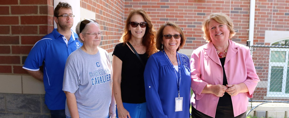 CCSD Admin and Staff