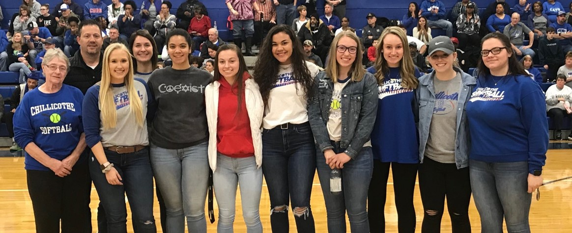 2018 Softball Academic Recognition February 2019