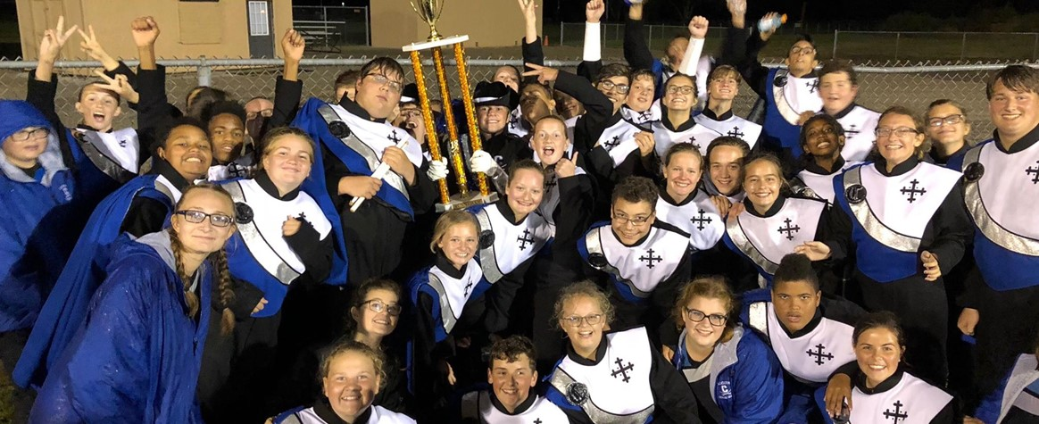 Marching Cavaliers 2018